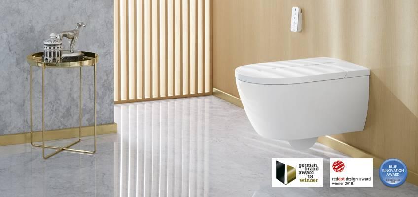 Dusch-WCs