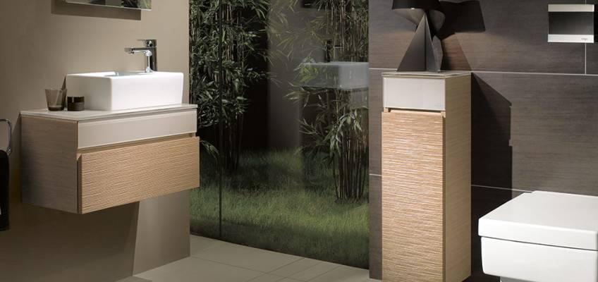 badmobel villeroy boch, villeroy & boch memento möbelprogramm - megabad, Design ideen