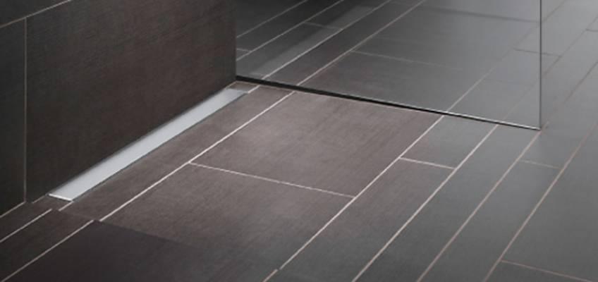poresta systems bodengleiche duschsysteme megabad. Black Bedroom Furniture Sets. Home Design Ideas