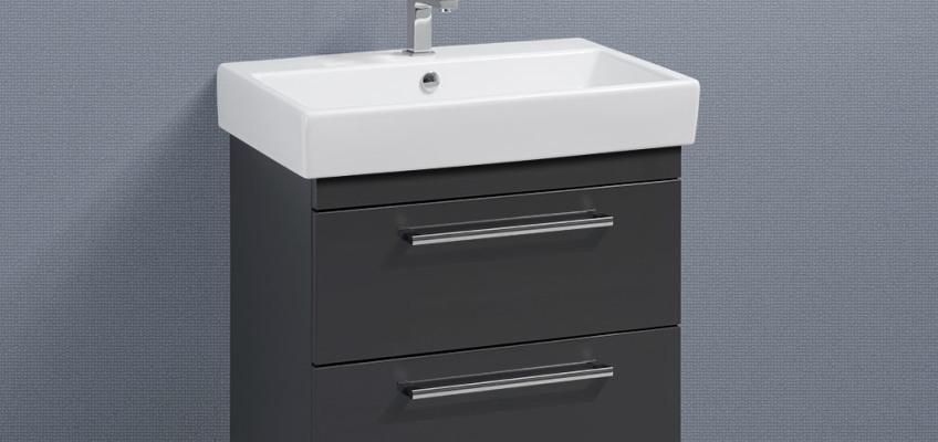 Kronenbach Plana 100 Waschtischunterschränke Für Megabad Waschtische