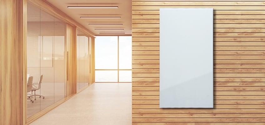 infrarot heizk rper von megabad megabad. Black Bedroom Furniture Sets. Home Design Ideas