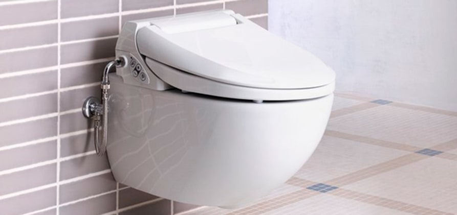 AquaClean WC-Aufsatz