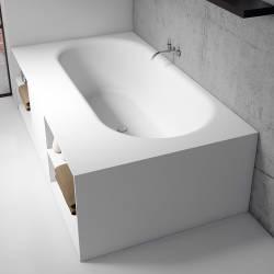 Freistehende Badewanne Von Riho Megabad