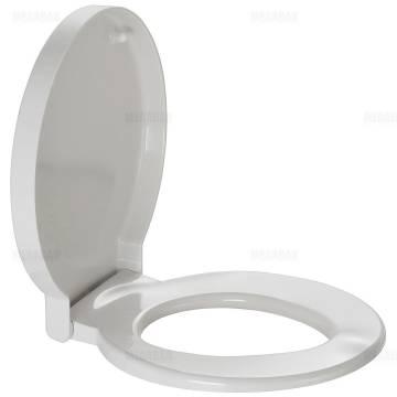Duravit Starck 1 WC-Sitz ohne Absenkautomatik