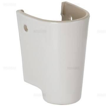Duravit Starck 2 Halbsäule für Handwaschbecken 38 cm