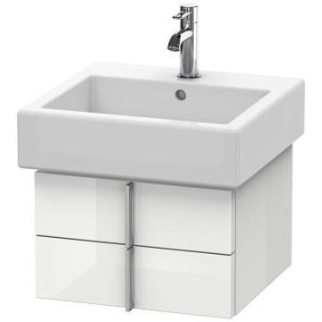 duravit vero waschtischunterschrank f r vero waschtisch 50 cm mit 2 schubk sten ve620302222. Black Bedroom Furniture Sets. Home Design Ideas