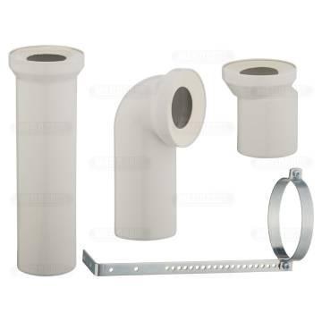 Duravit Vario-Anschlussset für WC-Kombinationen