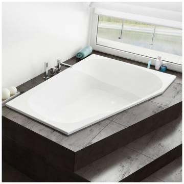 Hoesch Spectra Trapez Badewanne 180 X 120 Cm Rechte Ausfuhrung Mit