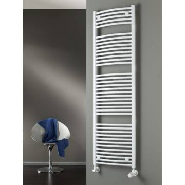 hsk line round designheizk rper mit mittelanschlu 50 x 121 5 cm megabad. Black Bedroom Furniture Sets. Home Design Ideas