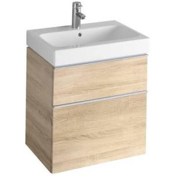 keramag icon waschtischunterschrank 59 5 x 62 cm 841362 megabad. Black Bedroom Furniture Sets. Home Design Ideas