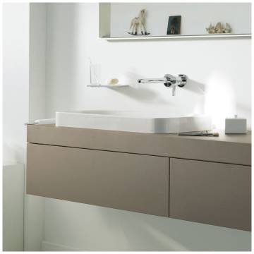 keuco edition 400 keramik einbauwaschtisch 80 x 40 x 7 5 cm 31580317500 megabad. Black Bedroom Furniture Sets. Home Design Ideas