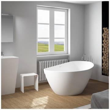 riho granada freistehende badewanne 190 x 90 cm bs2005 megabad. Black Bedroom Furniture Sets. Home Design Ideas