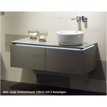 Villeroy boch legato waschtischunterschrank 140 cm b142l0pn megabad - Waschtischunterschrank 140 ...