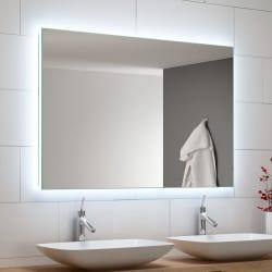 Spiegel mit LED-Beleuchtung - MEGABAD