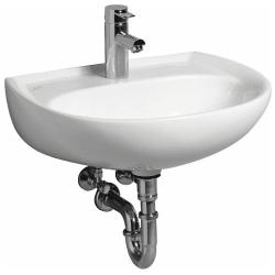 Geberit Keramag Renova Nr1 Waschtisch 55 Cm Mit Hahnloch Ohne Uberlauf