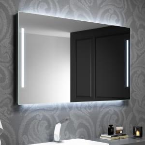 Badezimmerspiegel 120 Cm.Spiegel Direkt Ab Lager Lieferbar Megabad
