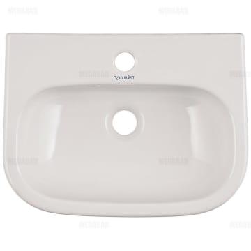 Gut gemocht Duravit D-Code Handwaschbecken 45 x 34 x 14,5 cm - MEGABAD OC01
