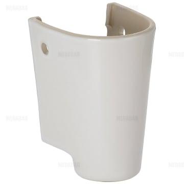 Duravit Starck 2 Halbsäule für Handwaschbecken 38 cm - MEGABAD