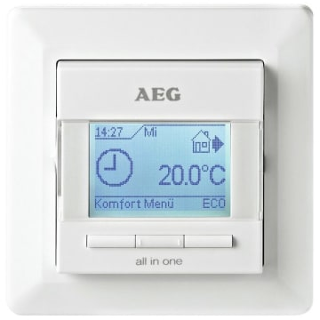 AEG Bodentemperaturregler FRTD 903