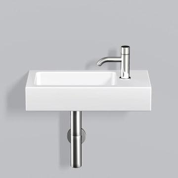 Alape Waschtisch Xplore.S WT.XS500H.L, rechteckig 50 x 26,8 cm