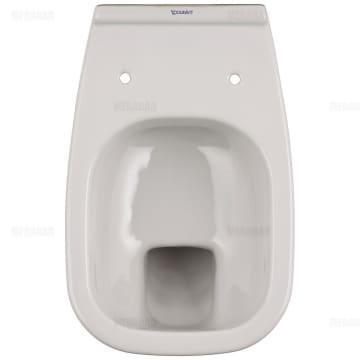 Gut gemocht Duravit D-Code Wand-WC Flachspüler - MEGABAD HO06