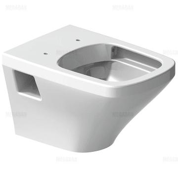 Fabulous Duravit DuraStyle Wand-WC ohne Spülrand 2538090000 - MEGABAD EN13