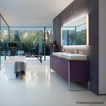 Duravit Xsquare Spiegel Mit Beleuchtung 160 Cm Xs701700000 Megabad