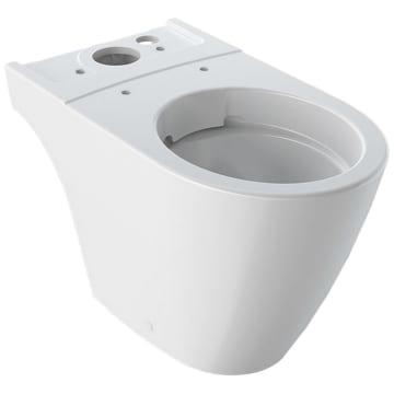 Sehr Geberit Keramag iCon Stand-WC für Kombination, Tiefspüler ohne JO14