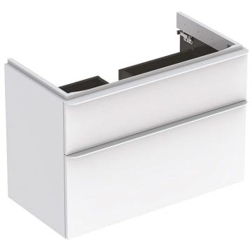 Geberit Smyle Square Waschtischunterschrank 73,4 cm, zwei ...