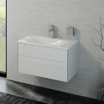 KEUCO Royal Reflex Waschtisch mit Waschtischunterschrank 80 cm
