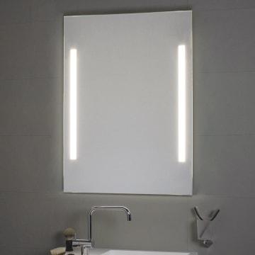 Koh I Noor Spiegel 60 X 80 Cm Mit Seitlichen Led Streifen