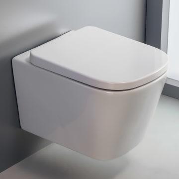 Kronenbach Cube kompakt Wand-WC spülrandlos