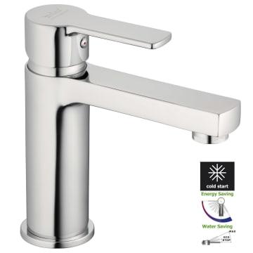Kronenbach Neura 2.0 Waschtisch-Einhebelmischer Water-Save ohne Ablaufgarnitur