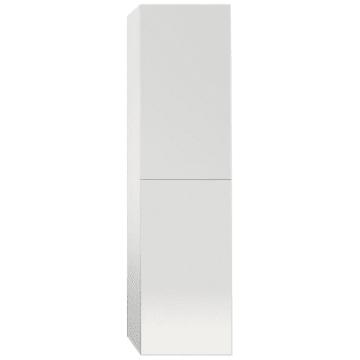 Megabad Architekt Glasline Hochschrank 150 cm, Türanschlag links