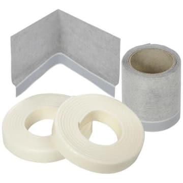 Poresta Systems 3D Duschrand Dichtset