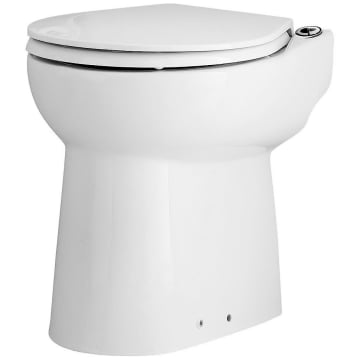 SFA Sanibroy SaniCompact C43 Stand-WC inkl. Kleinhebeanlage
