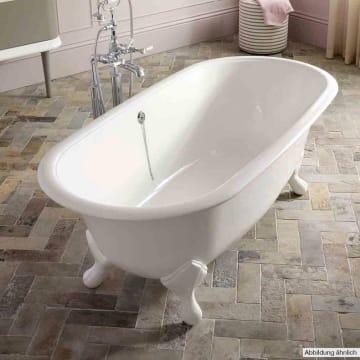 Victoria & Albert Radford freistehende Badewanne mit Füßen ...