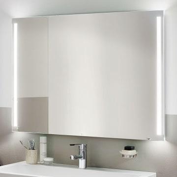 Zierath PALMA LED Spiegel hinterleuchtet 50 x 60 cm