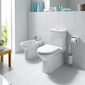 Super Laufen Pro Stand-Tiefspül WC für Kombination mit erhöhter Sitzhöhe PZ78