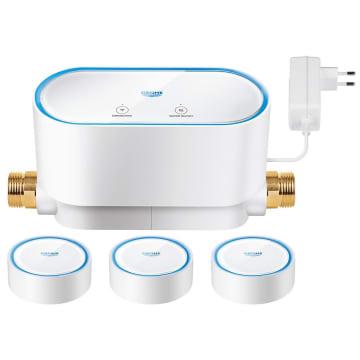 GROHE Sense Guard Intelligente Wassersteuerung inkl. 3x Sense WLAN batteriebetrieben