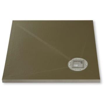 Poresta Systems BF 95 Bodenebenes Duschsystem 100 x 100 x 3,5 cm