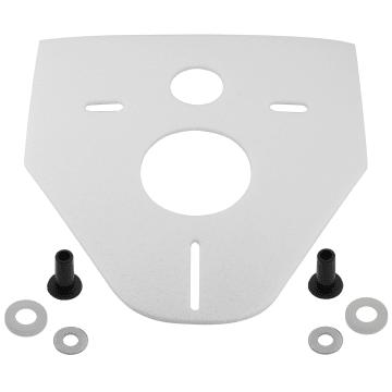HAAS Schallschutz-Set für Wand-WCs und Bidets