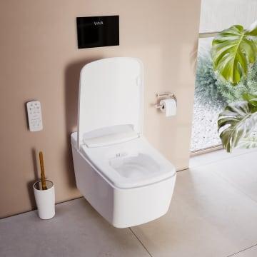 VitrA V-Care Prime Dusch-Wand-WC ohne Spülrand