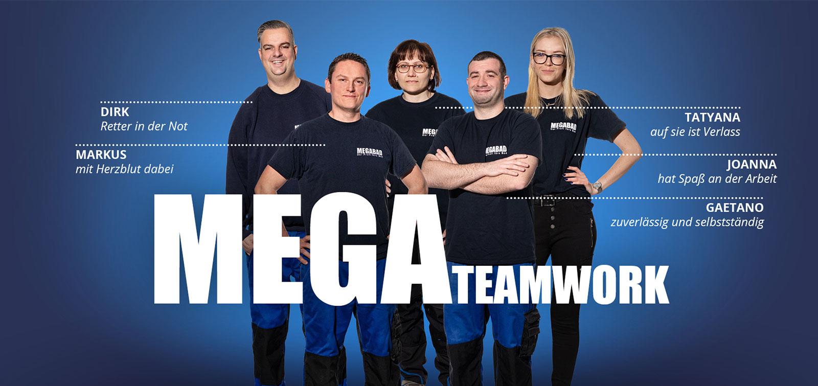 MEGA Teamwork