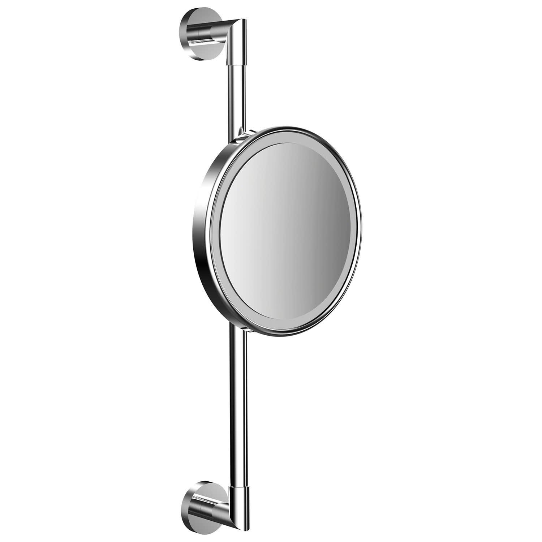 Frasco LED Wandspiegel rund Ø 20,3 cm mit Spiralkabel