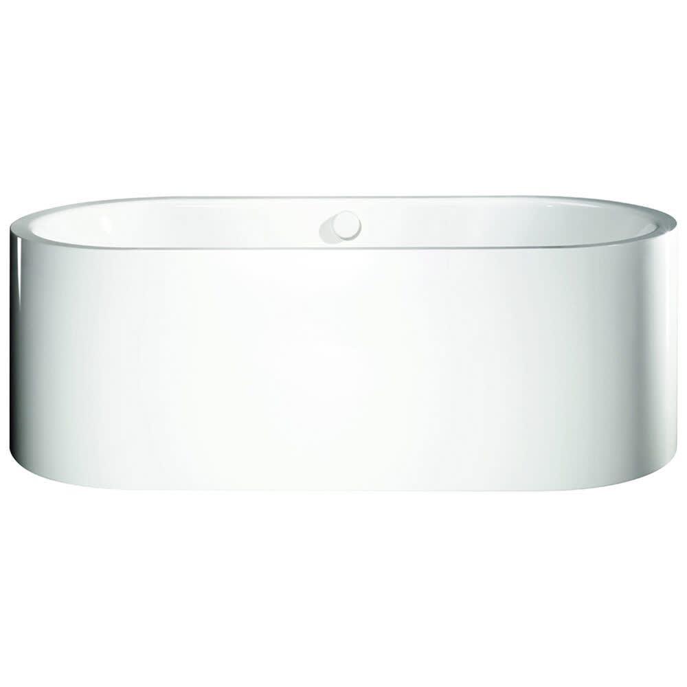 Kaldewei Meisterstück Centro Duo Oval 20 freistehende Badewanne 20 x 20  cm mit Füllfunktion