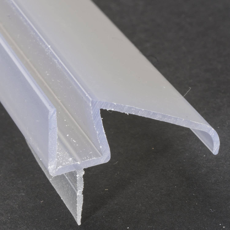 Sprinz Wasserablaufprofil Karibik 120 cm Karibik Wasserabweisprofil 8 mm Wasserablaufprofil Karibik 60-005B-120cm