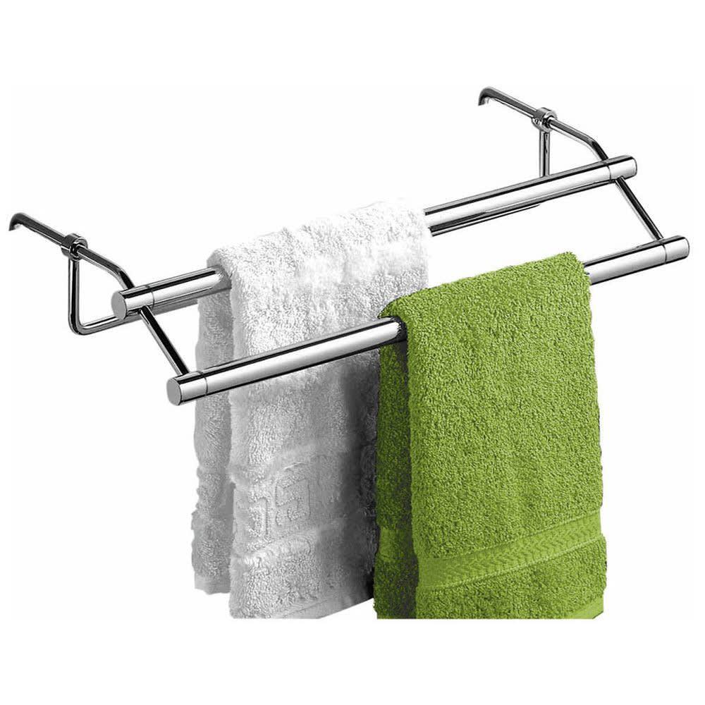giese handtuchhalter, handtuchtrockner 45,6 cm für heizkörper 30508