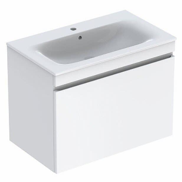 Keramag Renova Nr1 Plan Möbel Waschtisch Unterschrank 788 X 585