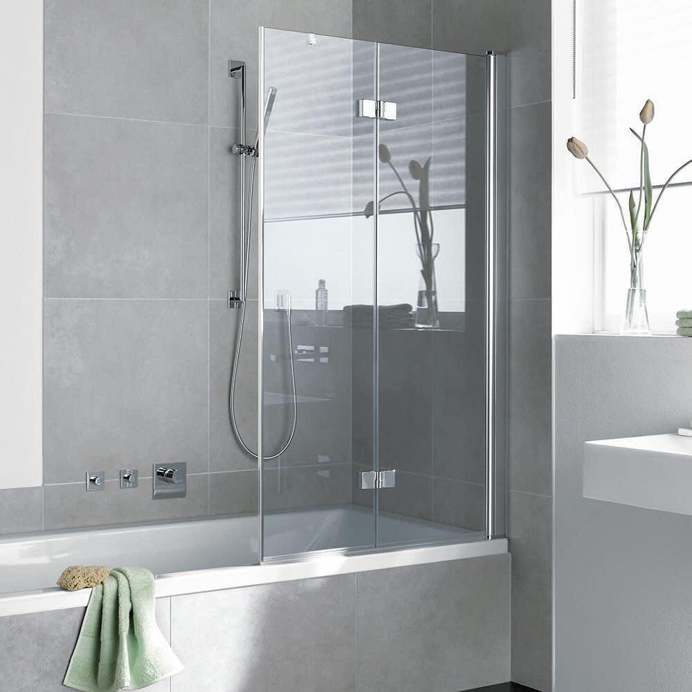 Faltwand dusche fabulous badewanne tlg faltwand duschwand xcm with faltwand dusche great echt - Faltwand dusche ...